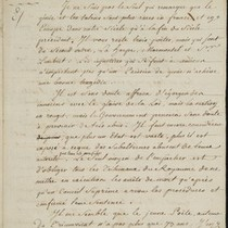 Frederick the Great, letter, 1766 Nov. 3, to Voltaire