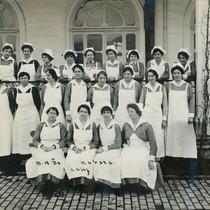 Base Hospital #30 Nurses
