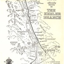 Southern Pacific Narrow Gauge Railroad, officially known as the Keeler Branch