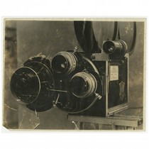 Camera of John W. Boyle, Fox Studio