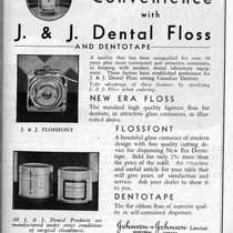 Dental product advertisements (2)