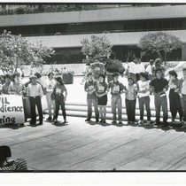 Civil Disobedience Training in Century City