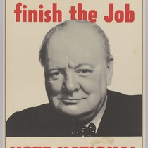 Help him: finish the job: Vote National
