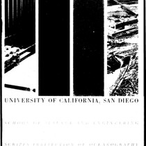 UC San Diego General Catalog, 1961-1962