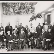 1960 A.M.E. Church Convention, Home Office Visit