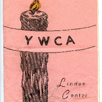 Candle lighting ceremony of the Linden Center Y.W.C.A