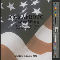 AFROTC yearbook (2014)