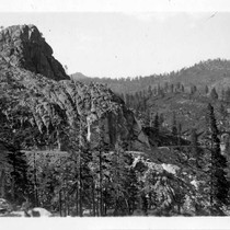 Below Donner Pass