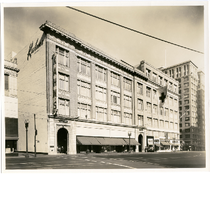 Kahn's department store, west side of Broadway between 15th and 16th Streets ...