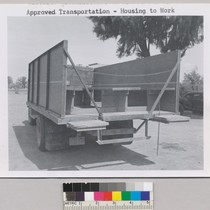 Approved Transportation - Housing to Work