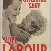 For your children's sake: Vote Labour