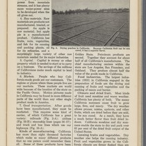 "Canning fruits and vegetables (Excerpted from a 1936 CaliforniaState textbook titled, ""California: ..."
