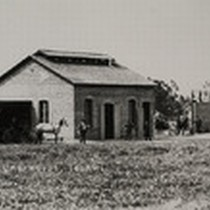 1888 Gas House in Tulare, Calif