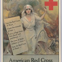 "American Red Cross: ""In the service of those who suffer"""