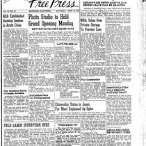 Manzanar free press, April 10, 1943
