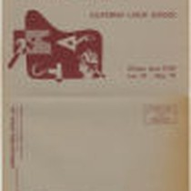California Labor School 1949 winter term catalog