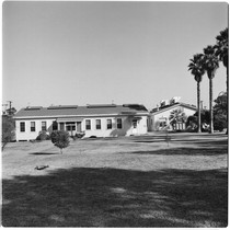 Camp Matthews, Mess Hall, (exterior), Building No.210