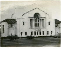 Church of Jesus Christ of Latter-Day Saints, northwest corner of MacArthur Boulevard ...