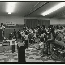 Cesar Chavez campaigning for Proposition 14