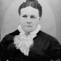 Barbara (Ward) Heap, April 21, 1827 - November 21, 1882