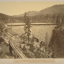 English Dam (Middle), Nevada County, California