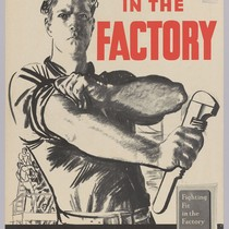 Fighting fit : in the factory your employer, foreman or trade union ...