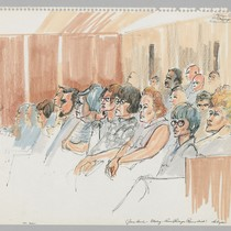 Jury Panel, Ellsberg-Russo (Pentagon Papers Trial) - Los Angeles