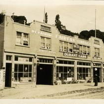Fairfax Garage, Marin County, California, circa 1923 [photograph]