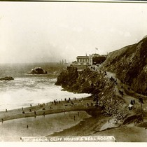 101 Beach, Cliff House & Seal Rocks