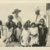 Brownson House Picnic, July 16, 1919, Anaheim Landing