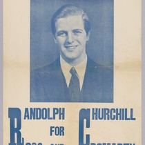 Ross & Cromarty by-election 1936: Randolph Churchill for Ross and Cromarty
