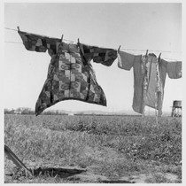 Wash-day 48 hours before evacuation of persons of Japanese ancestry from this ...