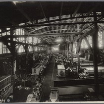 Anderson-Barngrover Manufacturing Plant Interior, ca. 1920