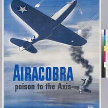 AIRACOBRA: poison to the Axis...and a fighter the Army Air Forces praise