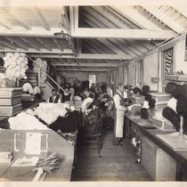 Cawston Ostrich Farm Assembly Room, 1912