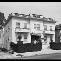 1031 South Grand View Street, Los Angeles, CA, 1926