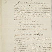 Frederick the Great, letter, 1742 Feb. 3, to Voltaire