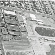 Aerial View of Chula Vista High School