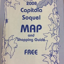 Capitola Soquel Map and Shopping Guide
