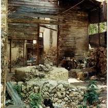 Building housing the ruins of Womens League Collective Corn Mill 02