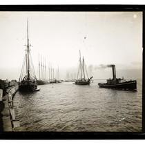 Arcata Wharf, Humboldt County
