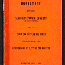 Agreement between Southern Pacific Company (Pacific Lines) and its chair car porters ...