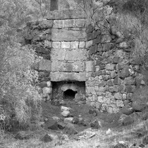 Pope Valley Lime Kiln, Napa County California