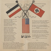 Anthems of Third Reich, the Nazi Party and the United States