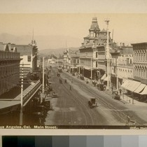 Los Angeles, Cal[ifornia]. Main Street