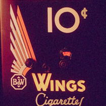 10 cents Wings Cigarettes