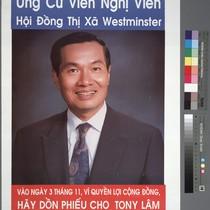 Elect Tony Lam