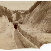 Irrigation canal, 1890-1899