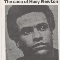 Black Liberation on Trial: The Case of Huey Newton, cover