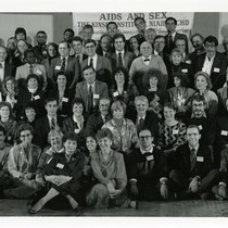 Attendees of the Fourth Kinsey Institute Symposium - AlDS and Sex: An ...